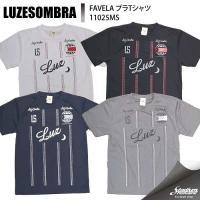 LUZESOMBRA ルースイソンブラ 別注FAVELA プラTシャツ 11025MS モリスポ フットサル プラシャツ等