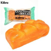kiibruシリーズのビッグなイングリッシュパンスクイーズが新登場♪ 本物のパンと間違って食べてしま...