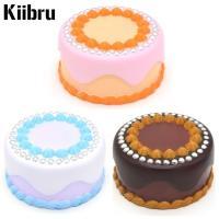 大人気!Kiibruからホールケーキのスクイーズが新登場♪ 上品で可愛らしくデコレーションされたパー...