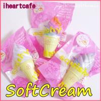 海外で人気!iheartcafeのソフトクリームスクイーズが入荷しました♪ キュートなひんやりスイー...