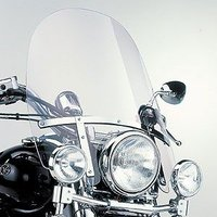 ヤマハ純正 ドラッグスタークラシック400(DSC4)用 ウインドシールド(TALL)_ワイズギア/YAMAHA-90793-53062 moto-ship