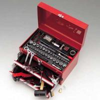 適合車種:ハーレー及び国産・外車用工具   ハーレー整備に必要な標準工具がセットになった 工具箱付き...