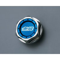 15610-XG8-K2S0-BU MUGEN 無限 ヘキサゴンオイルフィラーキャップ ブルー JW5 S660 α 15/04~