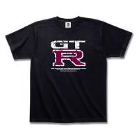 ロゴtシャツ/メンズ/ブランド/プリント   SKYLINE GT-R Tシャツ 「スカイラインGT...