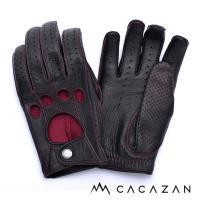 カカザン/CACAZAN/出石手袋/イズイシ手袋  ドライビンググローブ「DDR-060」は、レザー...