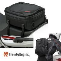 ●肩掛け用として通勤使い。シートバッグとしてツーリング使い。  と便利なシートバッグ。  ・容量アッ...