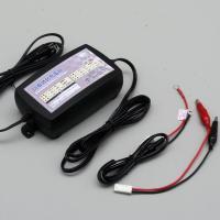 簡易型スイッチング充電器です。  ●自動で充電を停止。自然放電による電圧降下を感知すると再度微弱充電...