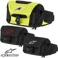 内側のツール整理用ポケットを備える多目的ウエストバッグ。 耐久性に優れたターポリンと600Dポリエス...