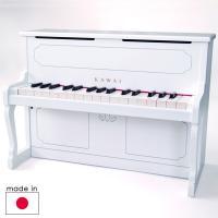 日本を代表するピアノメーカー河合楽器製作所による、正しい音程で鳴るおもちゃのピアノに、アップライト型...