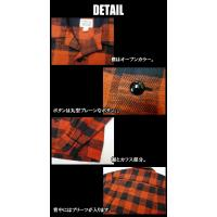 PHERROW'S フェローズ ネップブロックチェックシャツ 17W-POLS1