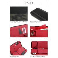 クラッチバッグ オーガナイザー バッグインバッグ メンズ PU レザー 鞄(カモフラカーキ) 543