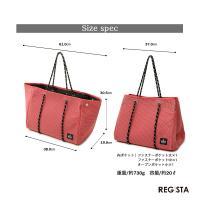 トートバッグ かごバッグ マザーズバッグ パンチング 鞄 カバン(ピンクレッド赤) 565
