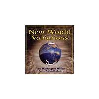 C.L. Barnhouse参考演奏    New World Variations   ワシントン・ウインズ  ( 吹奏楽   CD ) msjp