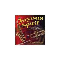 取寄   Joyous Spirit: The Young Band Music Of David Shaffer   ワシントン・ウインズ  ( 吹奏楽   CD ) msjp