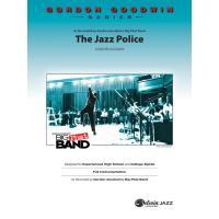 商品タイトル:THE JAZZ POLICE Gordon Goodwin 商品形状: ビッグバンド...