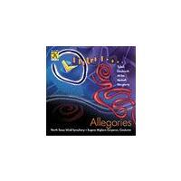 アレゴリーズ | ノース・テキサス・ウインド・シンフォニー  ( 吹奏楽 | CD )|msjp
