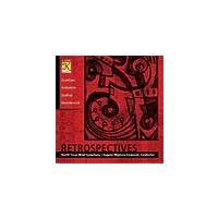 レトロスペクティブズ | ノース・テキサス・ウインド・シンフォニー  ( 吹奏楽 | CD )|msjp