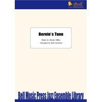 試聴可 | Bernie's Tune | Bernie Miller / arr. Kirk Garrison  ( ビッグバンド | 楽譜 )|msjp