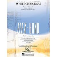 取寄 | ホワイト・クリスマス(フレックス版) | arr. マイケル・スウィーニー  ( 吹奏楽 | 楽譜 )|msjp