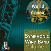 世界音楽コンクール(WMC)2009:吹奏楽の部 Vol. 1 (2枚組)  ( 吹奏楽 | CD )|msjp