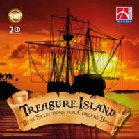 トレジャー・アイランド:吹奏楽ベストセレクション (2枚組)  ( 吹奏楽   CD ) msjp