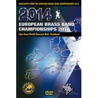 ヨーロピアン・ブラスバンド・チャンピオンシップ2014 ハイライト  (2枚組)  ( DVD-PAL形式 )|msjp