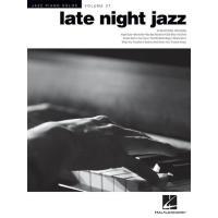 取寄 | Jazz Piano Solos Series, Vol. 27: Late Night Jazz(ピアノ | 曲集)|msjp