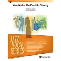 取寄 | 試聴可 | You Make Me Fell So Yound | Josef Myrow / arr. Dave Wolpe  ( ビッグバンド+ヴォーカル | 楽譜 )|msjp