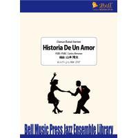 試聴可 | ある恋の物語 | Carlos Almaran / arr. 山本翔太  ( ビッグバンド | 楽譜 )|msjp