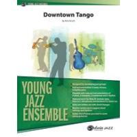 取寄   試聴可   Downtown Tango   Rick Hirsch  ( ビッグバンド   楽譜 ) msjp