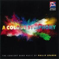 カラー・シンフォニー:フィリップ・スパーク吹奏楽作品集 ( 吹奏楽 | CD )|msjp