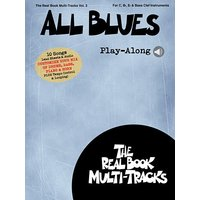 The Real Book Multi-Tracks Volume 3: All Blues(なし | マイナスワン)|msjp