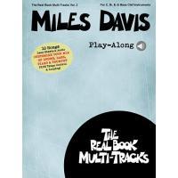 The Real Book Multi-Tracks Volume 2: Miles Davis | マイルス・デイヴィス (なし | マイナスワン)|msjp