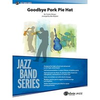 取寄 | 試聴可 | Goodbye Pork Pie Hat | Charles Mingus / arr. Alan Baylock  ( ビッグバンド | 楽譜 )|msjp
