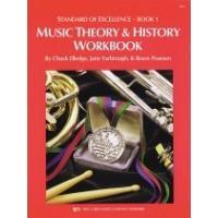 取寄 | Standard of Excellence Book 1 - Theory & History Workbook | Chuck Elledge ・ Jane Yarbrough, Bruce Pearson (吹奏楽 | メソッド・教則本)|msjp