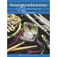 取寄 | Standard of Excellence Book 2 - Flute | Bruce Pearson (吹奏楽 | メソッド・教則本)|msjp