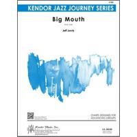 取寄 | 試聴可 | Big Mouth | Jeff Jarvis  ( ビッグバンド | 楽譜 )|msjp