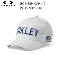 オークリー メッシュ キャップ OAKLEY BG MESH CAP 4.0 [911970-100]
