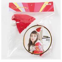 クリスマス X'masMOKO サンタカチューシャ(クリスマス サンタクロース ヘアアクセサリー パーツ カチューシャ 帽子 コスチュー