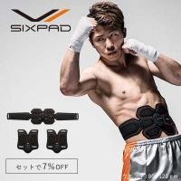 【新発売】アプリ対応で進化したSIXPADでお腹周りと腕を効率的に鍛える。 スマートフォンのアプリケ...