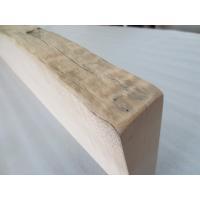 無垢一枚板 カエデ 1280×190-230×45 DIY用板|mukusakura|08