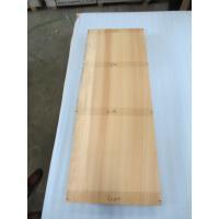無垢一枚板 カツラ 1060×310-370×70 DIY用板|mukusakura|08