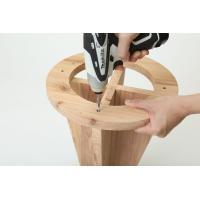 木it(ラウンドテーブル) プラモデルファニチャー 家具キット ヤマガタヤ産業|mukusakura|05