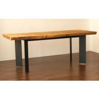 テーブル脚 TASシリーズ アイアン脚 TAS-02 D800 1700x800x650|mukusakura