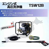 TSW12B 日本製 丸山製作所 エンジン式 高圧洗浄機 BIG-M  メーカー:丸山製作所 型式 ...