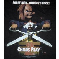 チャイルドプレイ BRIDE of CHUCKY チャッキー Lady's-Tシャツ Jack 正規品
