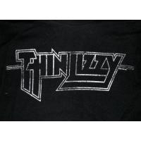 シン・リジィ Tシャツ Thin Lizzy ロゴ 正規品 ロックTシャツ バンドTシャツ