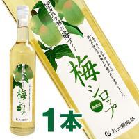 梅シロップ〜伊豆月ヶ瀬の梅でつくりました〜500ml