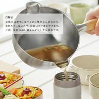 aikata(アイカタ) 両口ステンレス雪平鍋 18cm 燕三条製 PD3001|muranokajiya|02