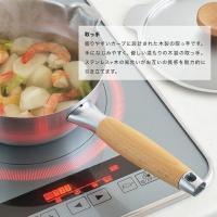 aikata(アイカタ) 両口ステンレス雪平鍋 18cm 燕三条製 PD3001|muranokajiya|04